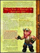 World of Warcraft: Bones of Ironforge
