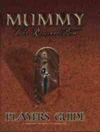 Mummy Players Guide