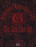 Giovanni Chronicles III: The Sun Has Set