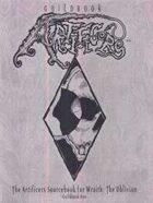 Guildbook: Artificers