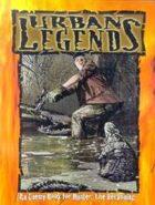 Hunter: Urban Legends