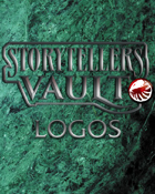 Vampire: The Masquerade Storytellers Vault Logos