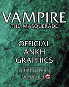 Vampire the Masquerade Official Ankhs
