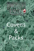 Founded Covens and Nomad Packs