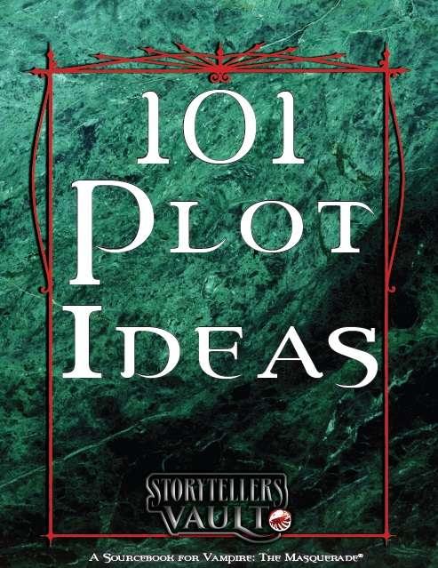 101 Plot Ideas