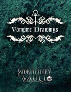 Vampire Drawings