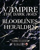 Vampire: The Dark Ages Bloodlines Heraldry