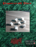 PaperCraft Dice Sects