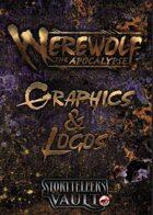 Werewolf The Apocalypse Graphics & Logos