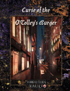 Curse of the O'Tolley's Burger