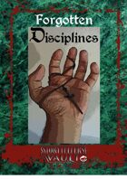 Forgotten Disciplines