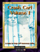 Progenitors Crash Cart, Issue 1