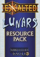 Exalted: Lunars Resource Pack