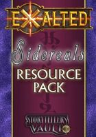 Exalted: Sidereals Resource Pack