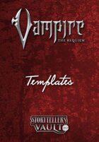 Vampire: The Requiem Templates