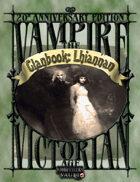 Clanbook - Lhiannan