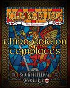 Changeling: The Dreaming 3rd Edition Templates