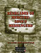 Renegades of Mercury: Love's Messengers