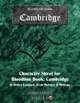 MrGone's Bloodline Cambridge Character Sheets