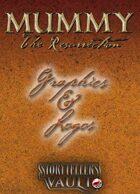 Mummy: The Resurrection Graphics & Logos