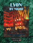Lyon By Night (Chronicles of the Blood Moon, 6)
