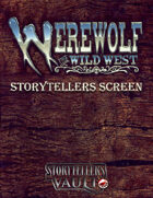 Werewolf the Wild West