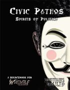 Civic Pathos: Spirits of Politics