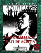 Vampire 20th Mature Screen