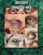 Nosferatu Character-Pack