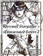 Werewolf 20th Reincarnated Screen 2