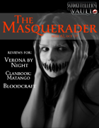 THE MASQUERADER - Issue 2, oct 2019