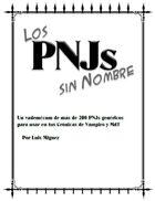Los PNJs Sin Nombre
