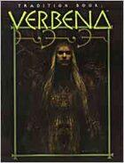 Tradition Book: Verbena (rev)