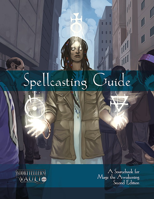 Mage: the Awakening - second edition / Spellcasting guide