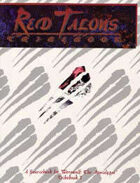 Tribebook: Red Talons (1st Edition)
