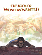 The Book of Wonders Wanted – Solars