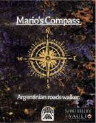 Mario´s Compass: Argentinian roads walker.