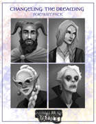 Changeling the Dreaming: Portrait Pack