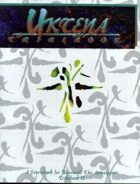 Tribebook: Uktena (1st Edition)