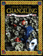 Mind\'s Eye Theatre: Changeling the Dreaming