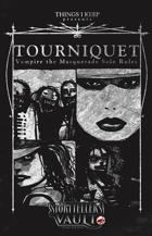 Tourniquet: Solo rules for Vampire the Masquerade