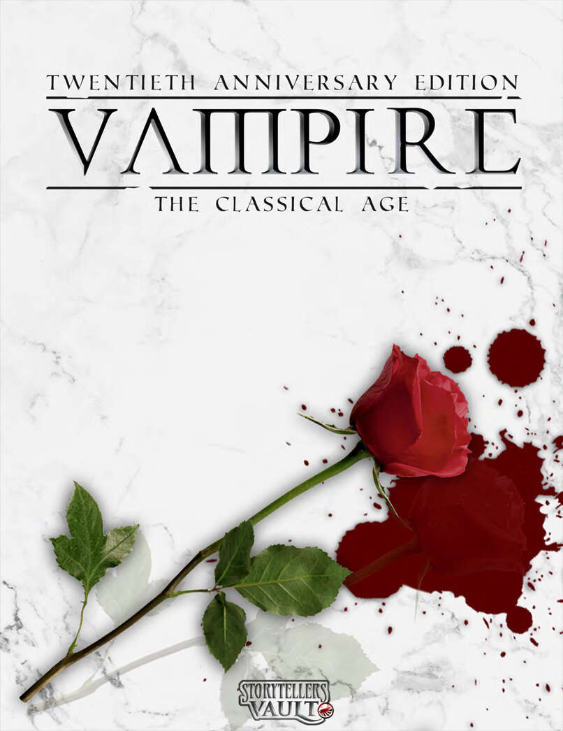 Vampire, Twentieth Anniversary Edition: The Classical Age