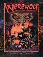 Werewolf Storytellers Companion