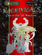 Machinical Exalted: Infernal Alchemicals
