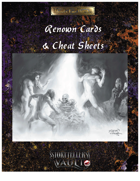 MET Renown Cards & Cheat Sheets