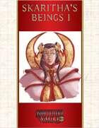 Skaritha's Beings I