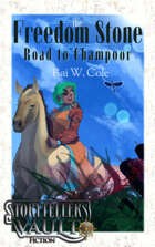 Road to Champoor (The Freedom Stone, Book 1)