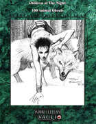 Children of The Night: 100 Animal Ghouls