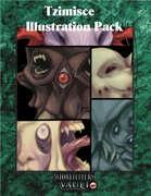 Tzimisce Illustration Pack