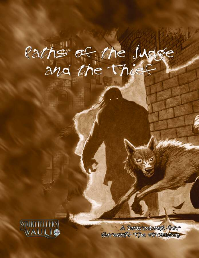Paths of the Thief and the Judge